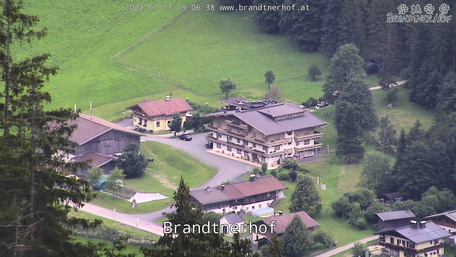 Immer aktuallisiertes Bild vom Brandtnerhof